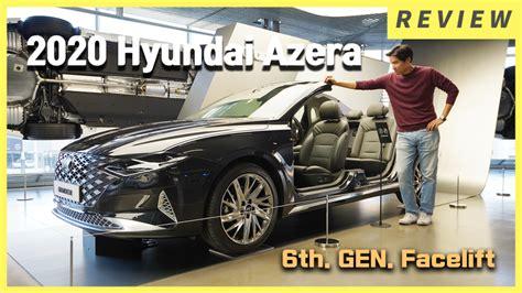 Hyundai Azera Review - Will Hyundai bring this Hyundai Grandeur back to US as Hyundai Azera ...