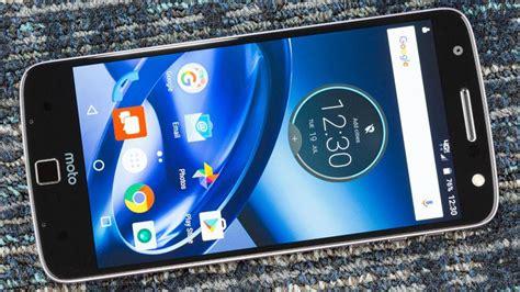 Motorola Moto Z Droid Review & Rating
