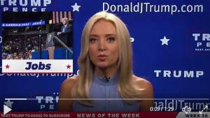 Kayleigh McEnany leaves CNN for Trump TV, then gets named ...