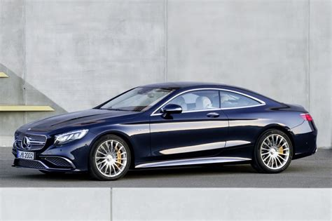 Mercedes S65 Amg Coupe Specs, Prices And Pictures Evo