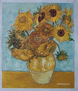 The gallery for --> Van Gogh Sunflowers Original Painting