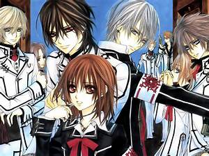 vampire knight - Vampire Knight Wallpaper (31081838) - Fanpop