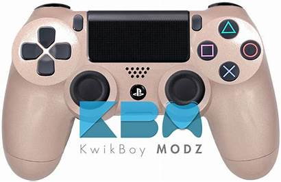 Ps4 Controller Rose Controllers