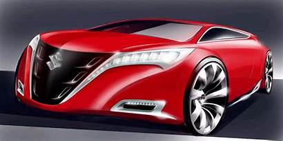 Cars Concept Sports Muscle Future Wallpapers Suzuki