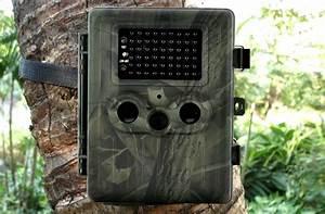 Camera Surveillance Infrarouge Vision Nocturne : solartrail cam ra avec d tecteur de mouvement et panneau solaire 1080p vision nocturne mms ~ Melissatoandfro.com Idées de Décoration