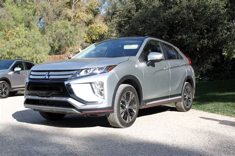 mitsubishi eclipse 2018 mitsubishi eclipse cross review autoguide com news