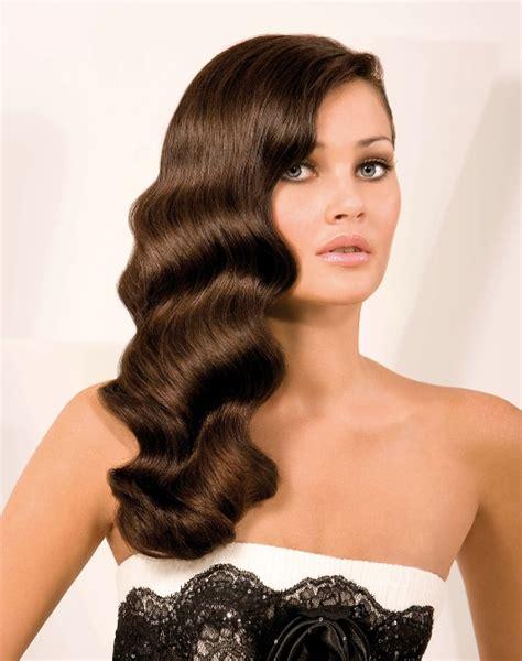 finger waves hairstyle  long hair hairstyles weekly