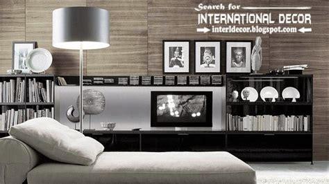 top  modern home library design ideas  organization