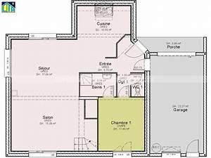 Plan Maison A Etage 4 Chambres