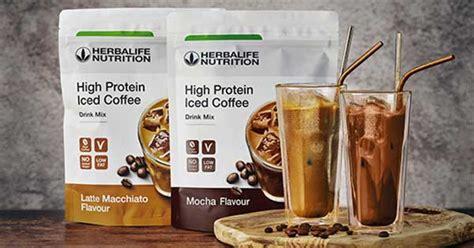 Herbalife high protein iced coffee 12 oz house blend ebay. High Protein Iced Coffee Herbalife Bevanda Proteica al Caffè   Nutri-Amo