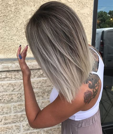 hair ombre styles medium haircuts with ombre color haircuts models ideas 3764