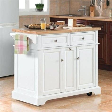 kitchen islands with wheels white kitchen island on wheels 5286