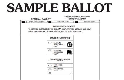 ballot template roy s laughable lawsuit