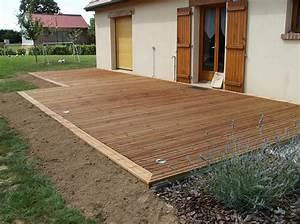 terasse en bois With decaper une terrasse en bois