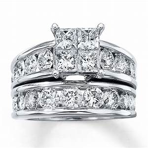kay engagement ring sets cool wedding bands With kay jewelers diamond wedding ring sets