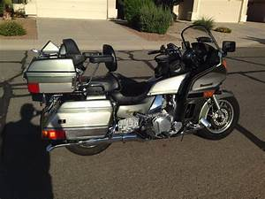 Kawasaki Voyager Xii 1200 For Sale Used Motorcycles On