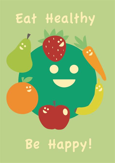 healthy eating posters ideas  pinterest