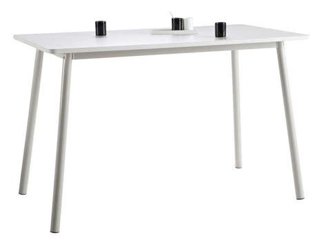 table cuisine conforama blanc table de cuisine form coloris blanc conforama pickture