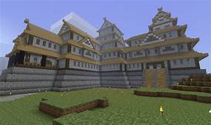 Maison Japonaise Dessin : maison style japonais minecraft ~ Melissatoandfro.com Idées de Décoration
