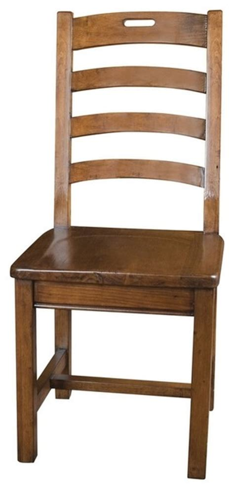 high back wooden dining chair traditional dining