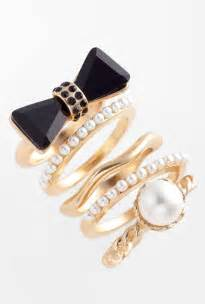 2 wedding rings gold sliver stackable rings for