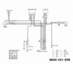 Yamaha Enduro Wiring Diagram