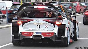 Toyota Yaris Wrc : 2017 toyota yaris wrc pure sound in action rallye monte carlo youtube ~ Medecine-chirurgie-esthetiques.com Avis de Voitures