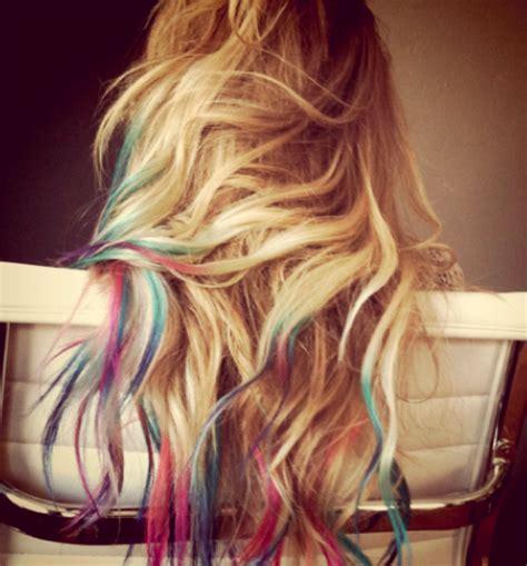 Pastel Dip Dye Love At First Blush