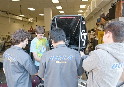 Special topics in mechanical and aerospace engineering for undergraduate students taught on experimental or temporary basis, such as those taught by resident and visiting faculty members. UCLA Racing Baja team seeks off-road victory at Society of Automotive Engineers competition ...
