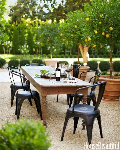 outdoor farmhouse dining table outdoor dining area in california farmhouse table