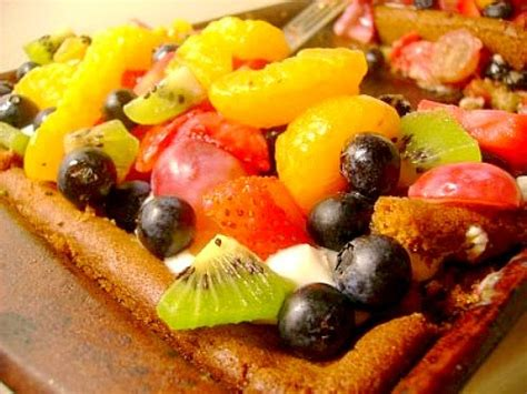 what s cookin chicago fresh fruit dessert pizza