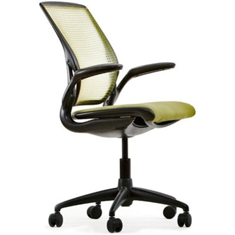 humanscale diffrient world ergonomic task executive mesh chair