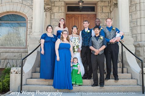 Lawrence Kansas Wedding