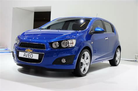 Chevrolet Aveo 2010 [hatch, Sedan]  Chevrolet Autopareri