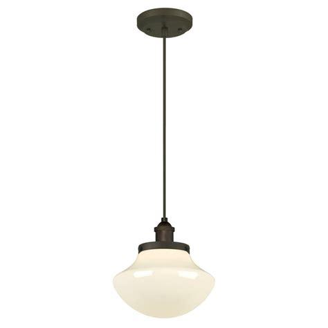 westinghouse lighting  light schoolhouse pendant