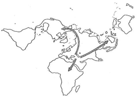 post flood distribution species variation