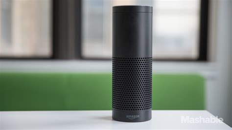 Hello, It's Alexa, The Amazon Echo Voice With An Adele