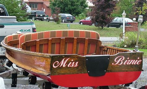 Peterborough Cedar Strip Boats For Sale by Peterborough Cedar Strip Boat For Sale 15 Ft 1952 C W
