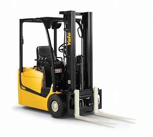 Yale Electric Forklift Class 1