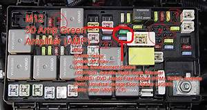 Amp Remote Cable To Fuse Box     - Jk-forum Com