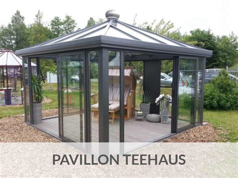 Dach Für Holzpavillon by Pavillon Holz Mit Festem Dach Bvrao