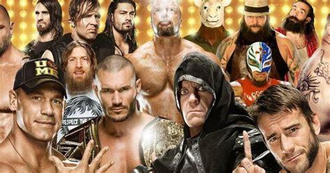 Wwe Superstars Photos صور ابطال المصارعة الجديدة