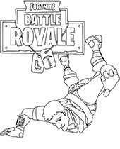 fortnite coloring pages  print topcoloringpagesnet