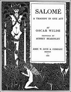 Book Review | 'Salome' by Oscar Wilde | Wordly Obsessions