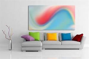 tableau design vague de couleur izoa With couleur moderne pour salon 11 tableau moderne grand format gris