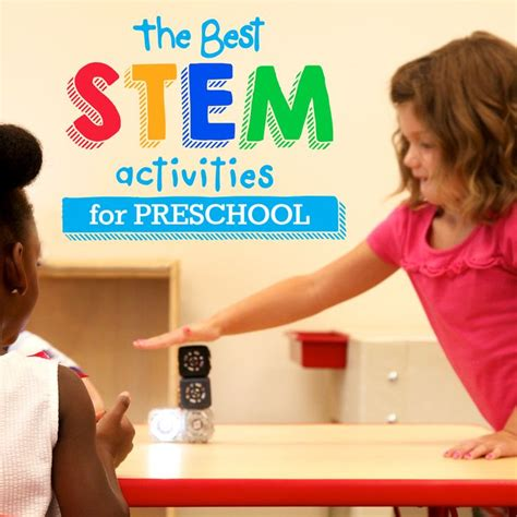 the best stem activities for preschool click to see hatch 521 | 54db4df149f6b61c8766e47947700e12