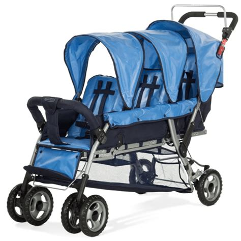 5 best strollers for 3 babies or toddlers 2019 best 919 | Child Craft Sports Stroller Trio 3 Review