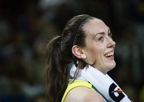 Storm's Breanna Stewart is WNBA Rookie of the Year in near ...