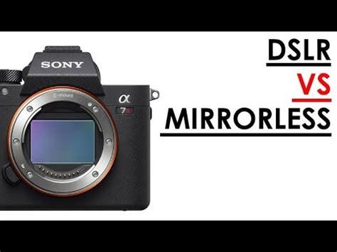 Apa Itu Kamera Mirrorless Youtube