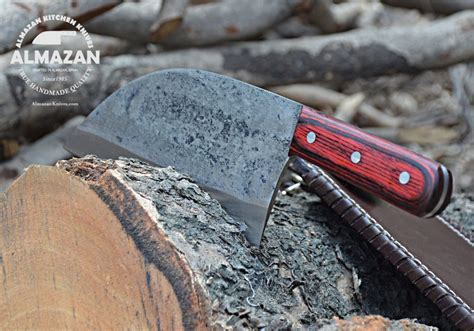 knife kitchen almazan knives chef bushcraft food cooking serbian cleaver survival cooks skills chopping weapons blade information blades choose start